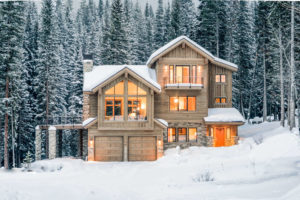luxury ski out homes to rent at winter park